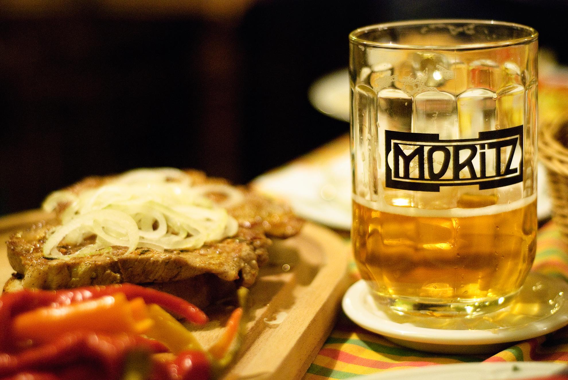Restauracja i browar Moritz w Ołomuńcu