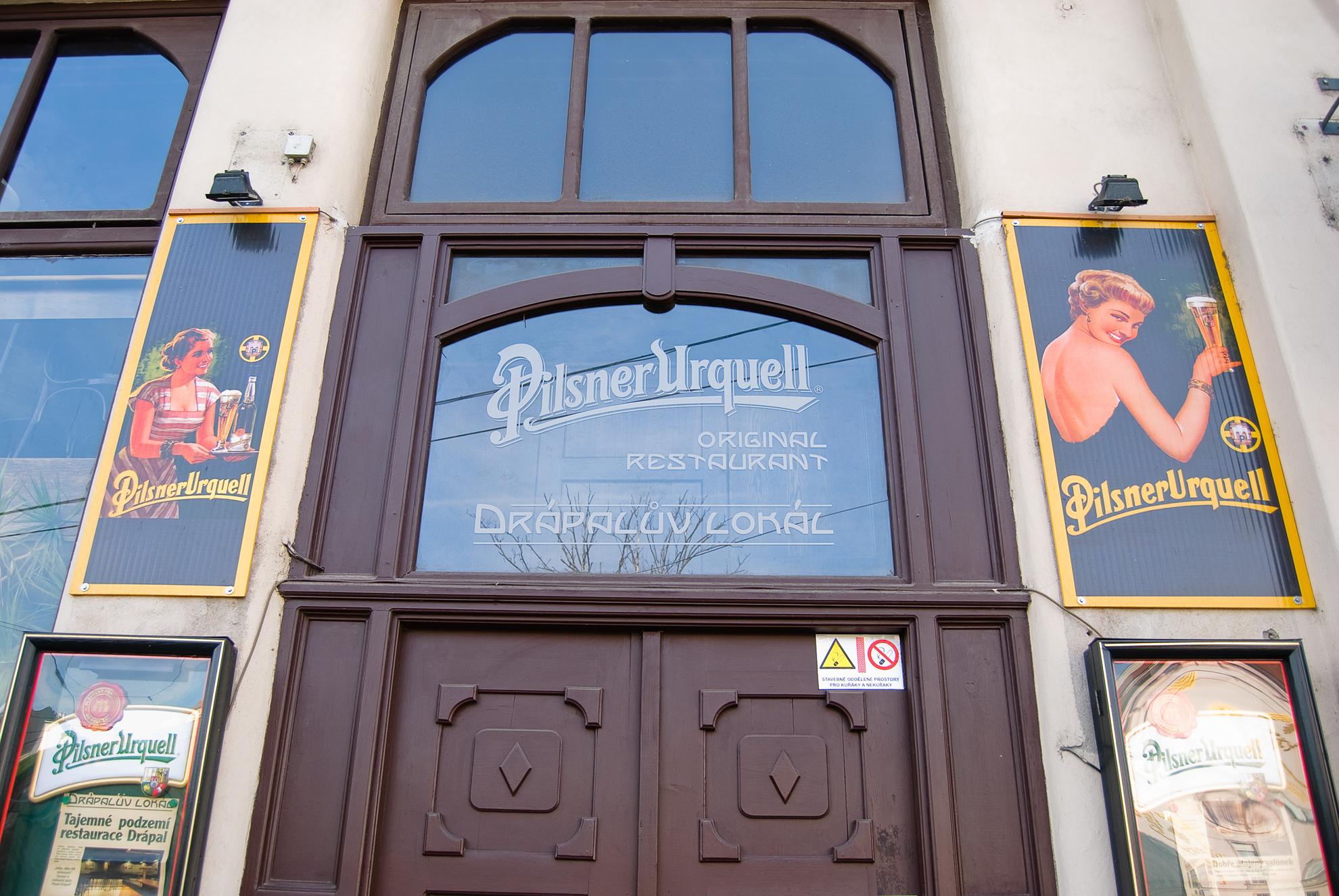 Pilsner Urquell jest wszędzie