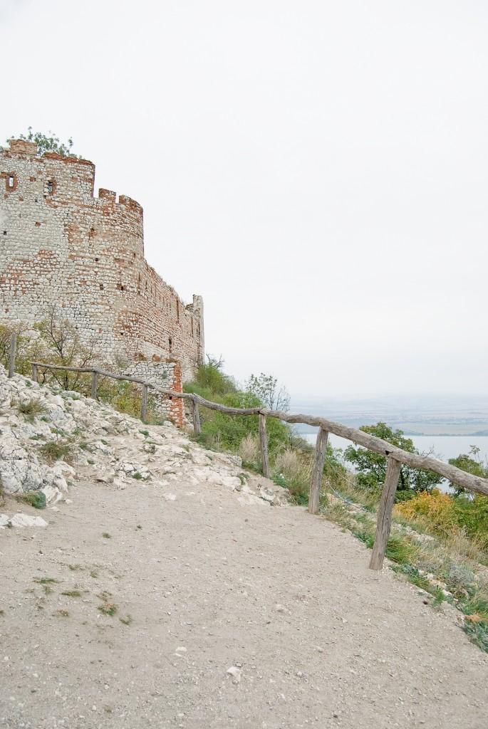 Ruiny zamku Děvičky