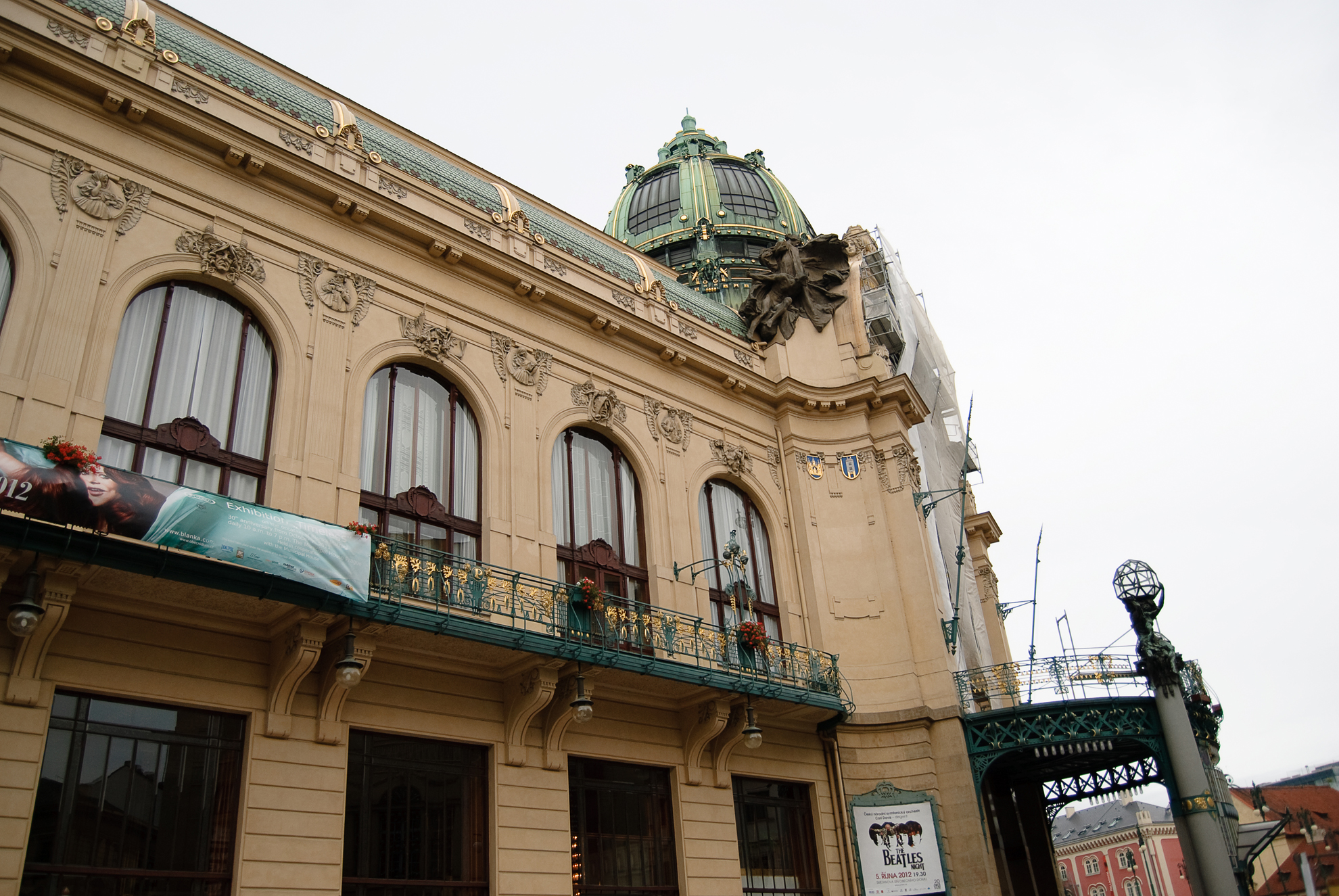 Miejski Dom Reprezentacyjny w Pradze