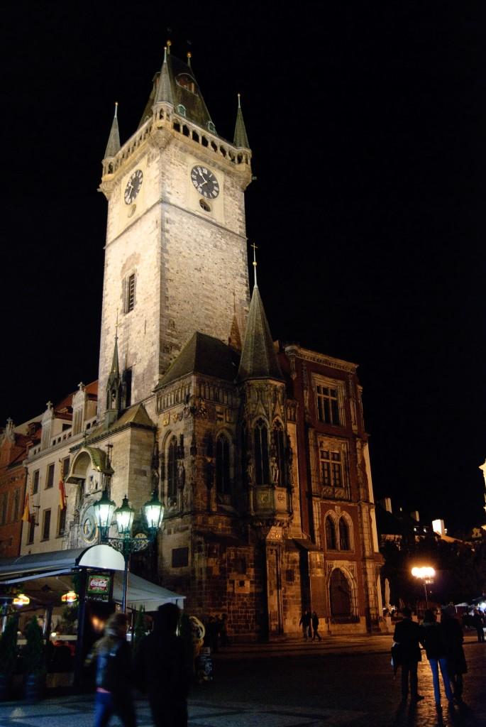 Ratusz w Pradze
