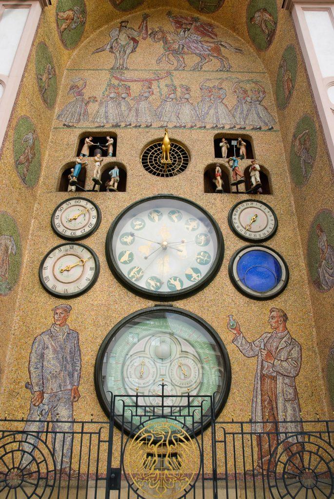 Zegar ratuszowy w Ołomuńcu
