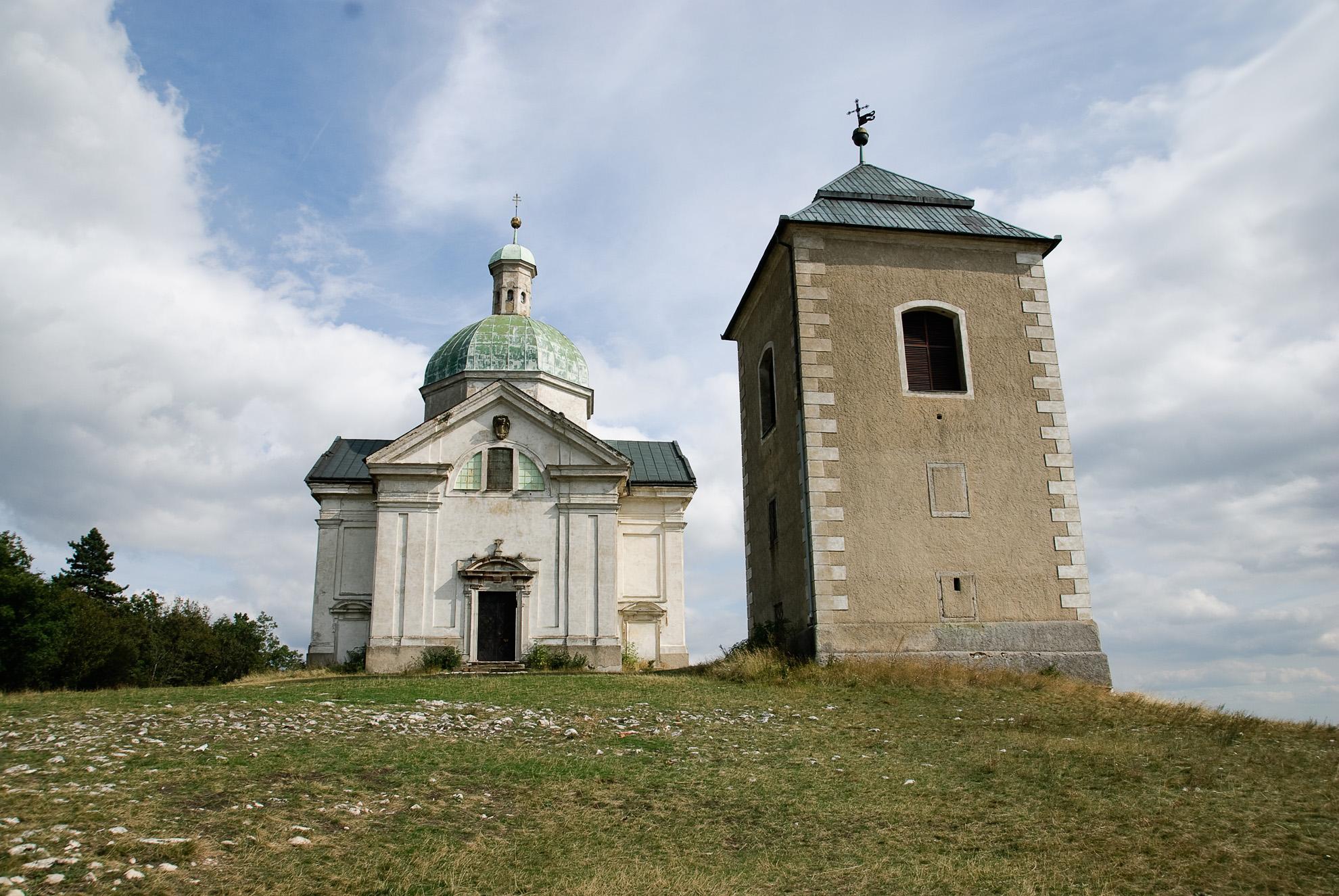 Sanktuarium świętego Sebastiana w Mikulovie