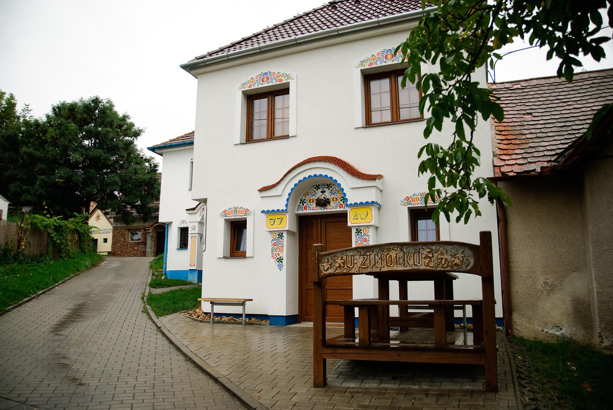 Pensjonat w Mutěnicach