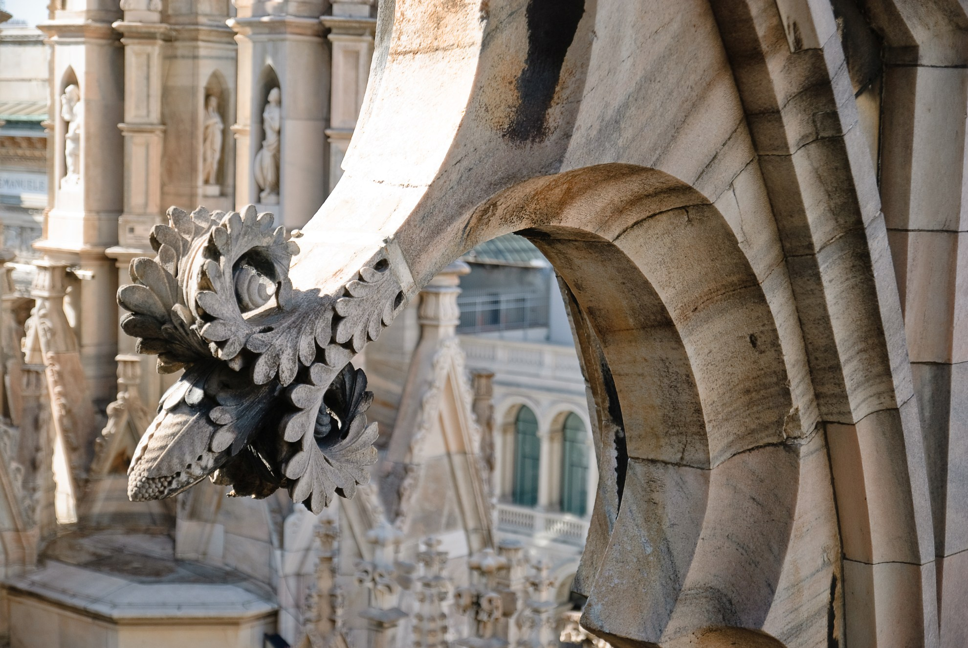 Duomo Milano - szczegóły