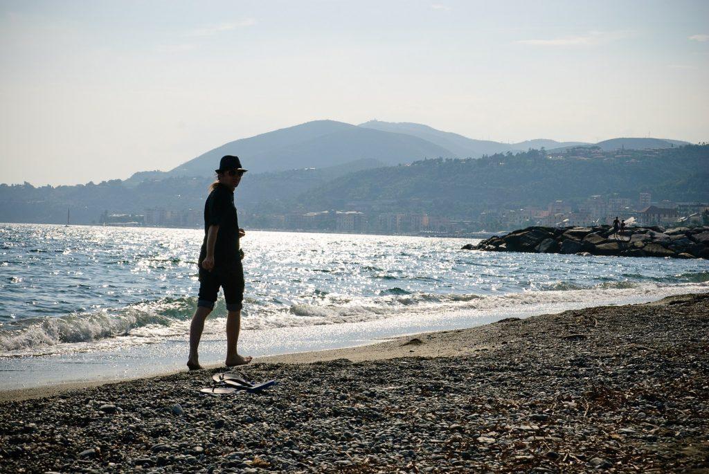 Plaża w Arrenzano