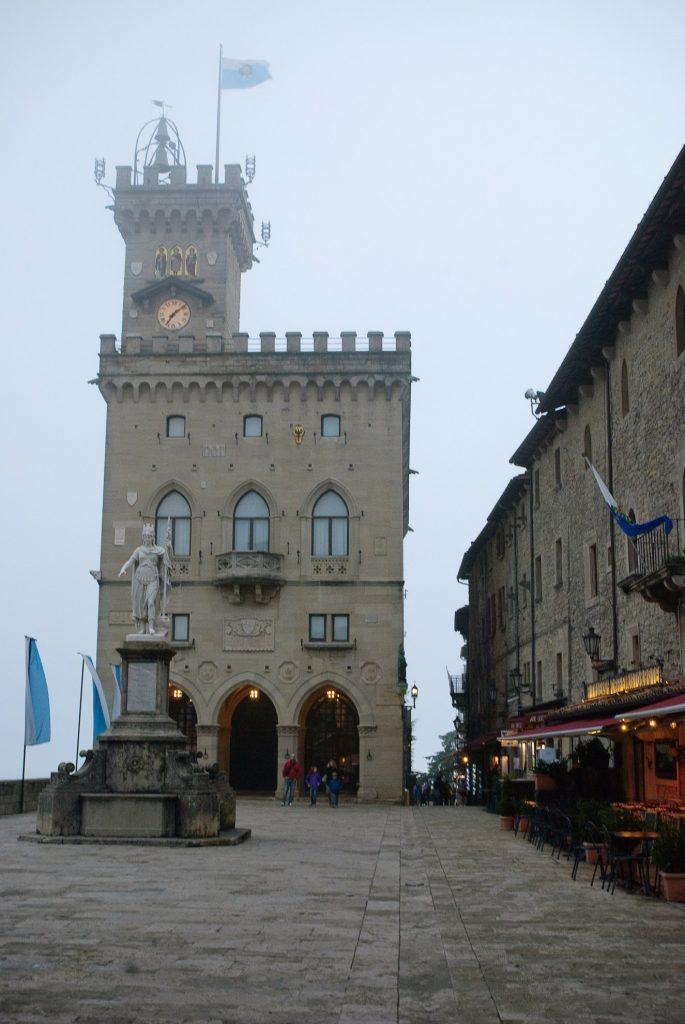 Palazzo Pubblico w San Marino