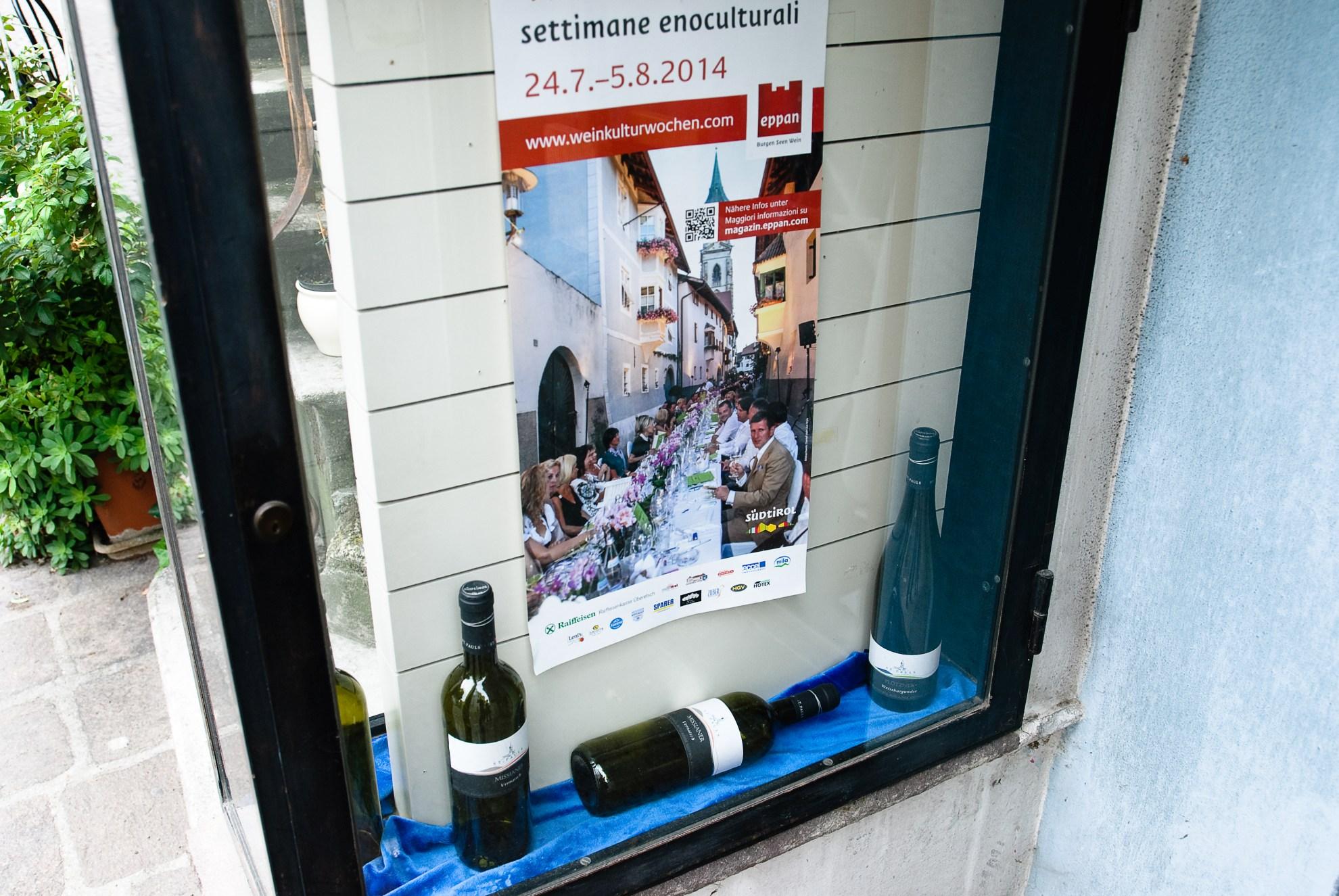 Impreza w Appiano sulla Strada del Vino