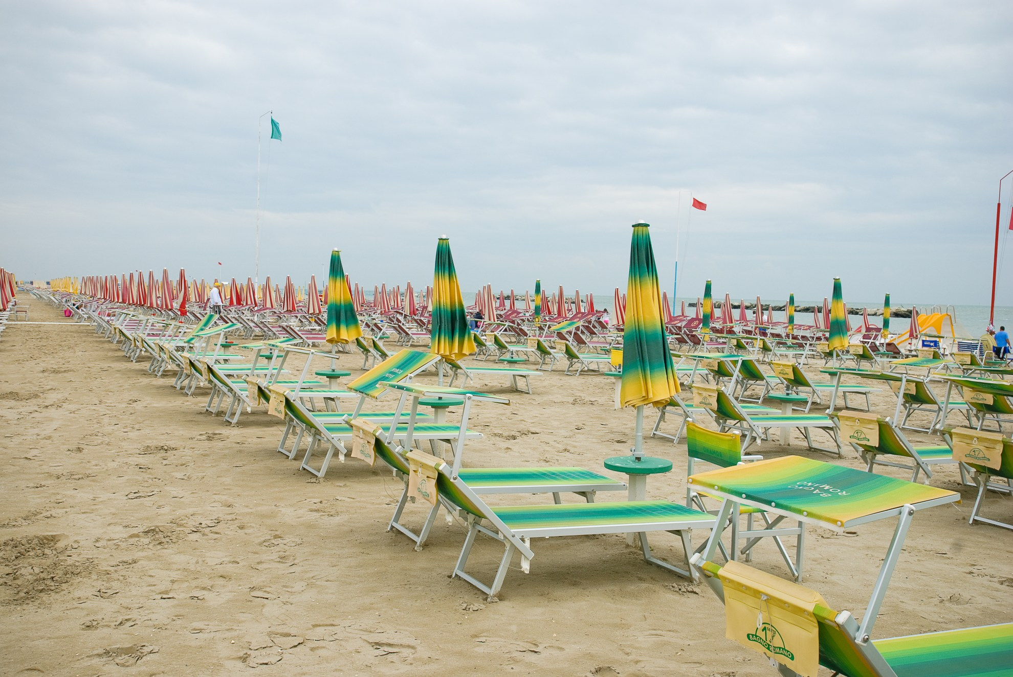 Plaża w Bellarii