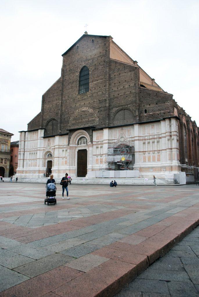 Bolonia - Basilica di San Petronio