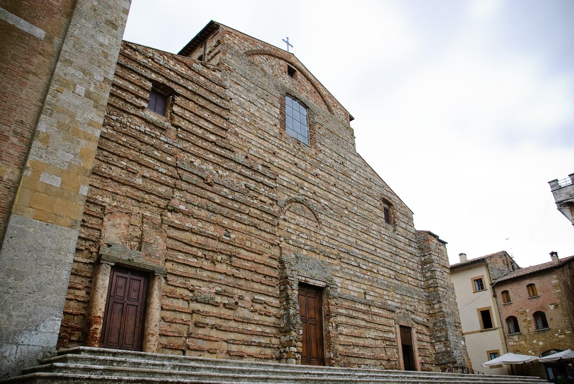 Katedra w Montepulciano