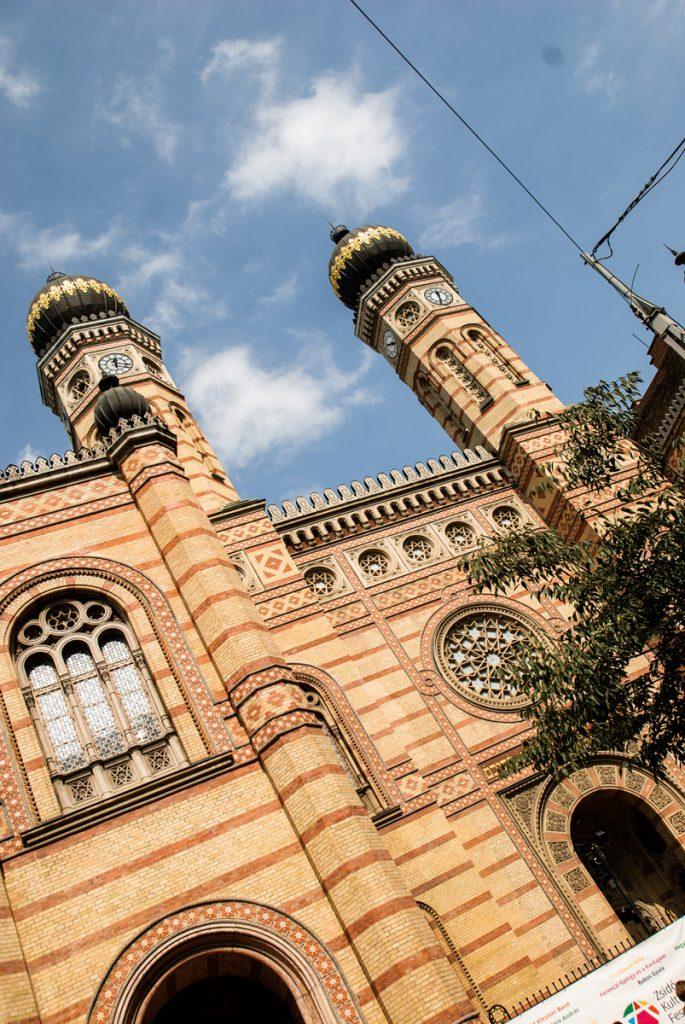 Dzielnica żydowska w Budapeszcie