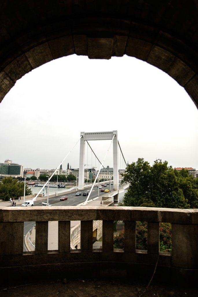 Most Elżbiety w Budapeszcie
