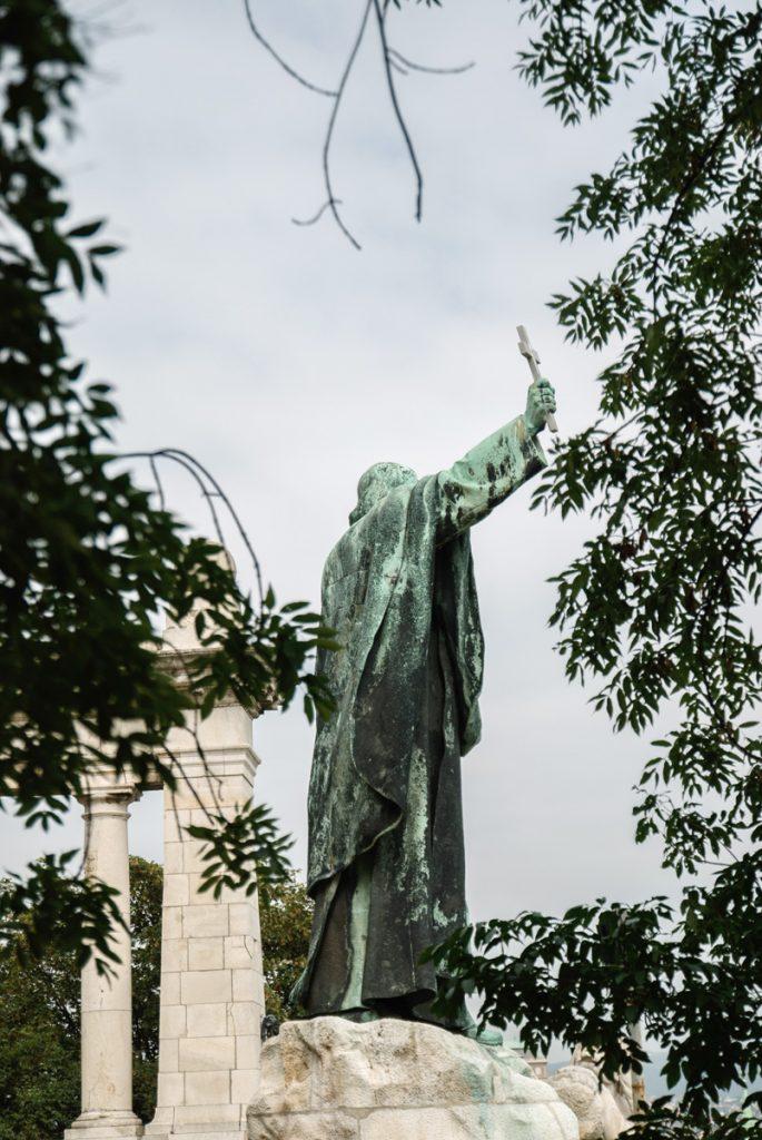 Pomnik Gellérta