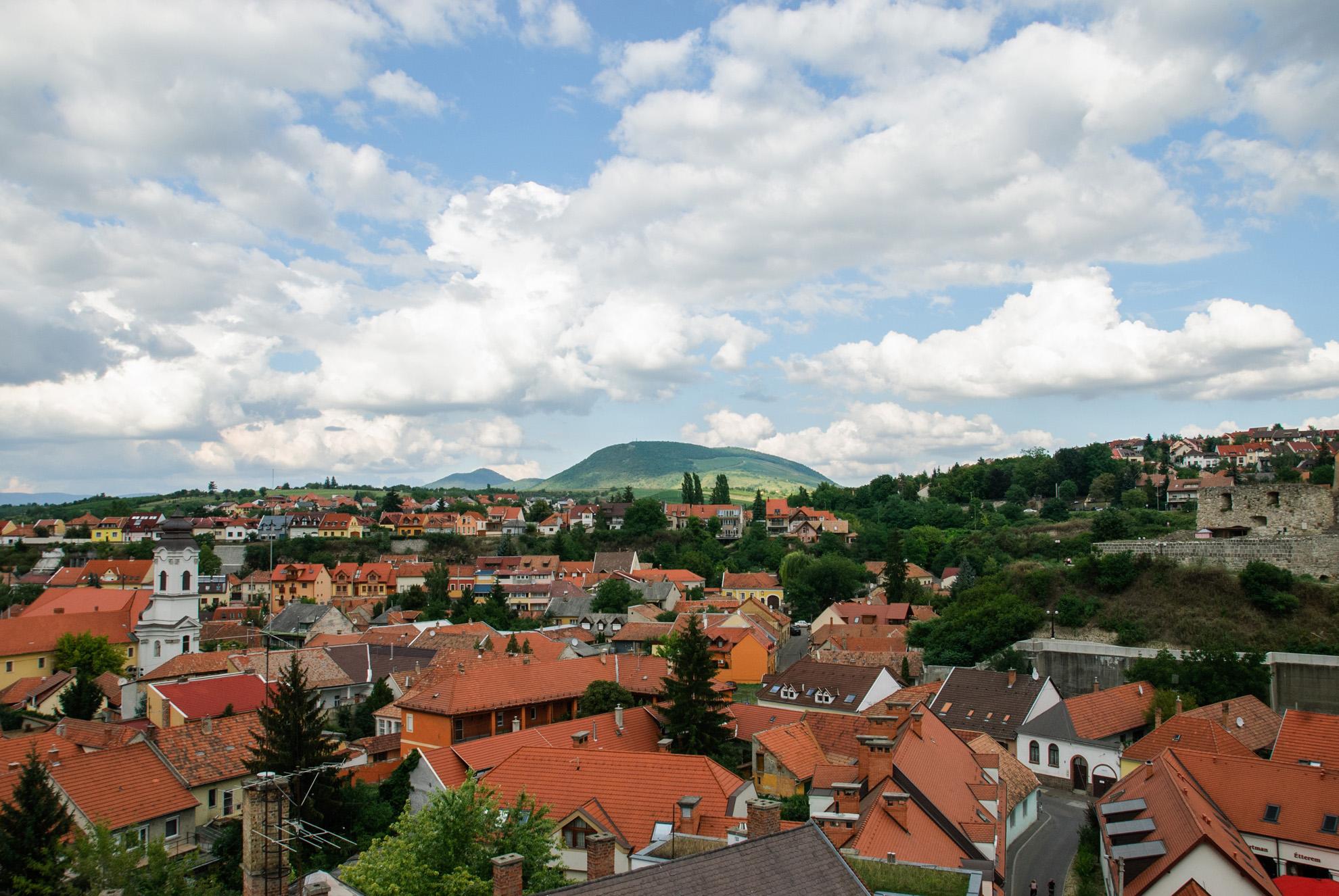 Panorama Egeru
