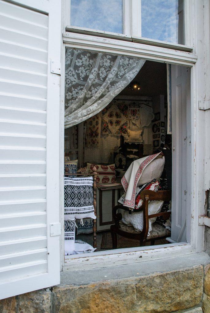 Szentendre - sklep z pamiątkami
