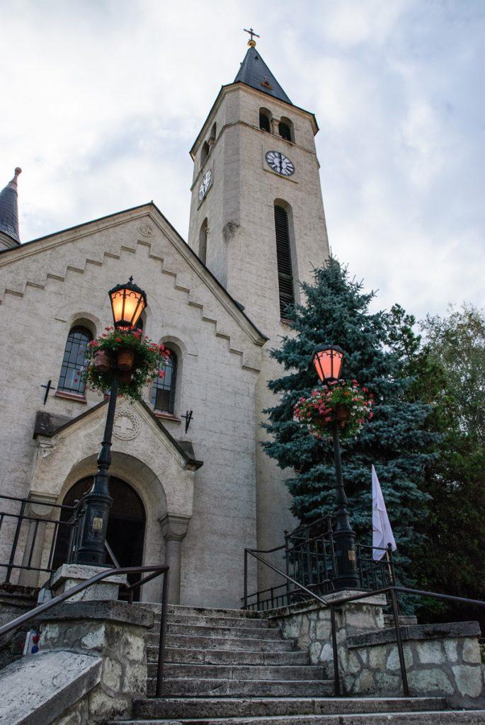 Kościół Serca Pana Jezusa w Tokaju