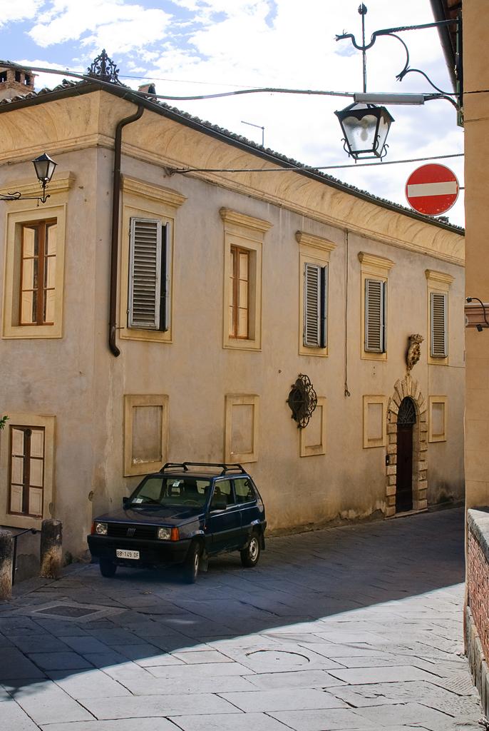 Fiat Panda pierwszej generacji - jedno z najpopularniejszych aut we Włoszech