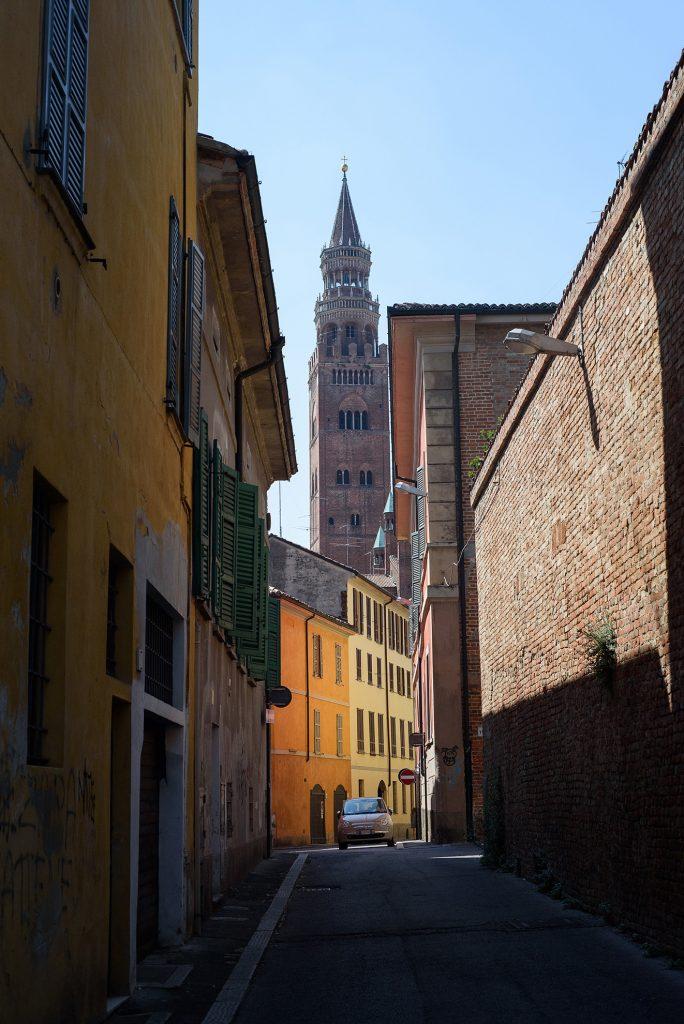 Cremona i Fiat 500