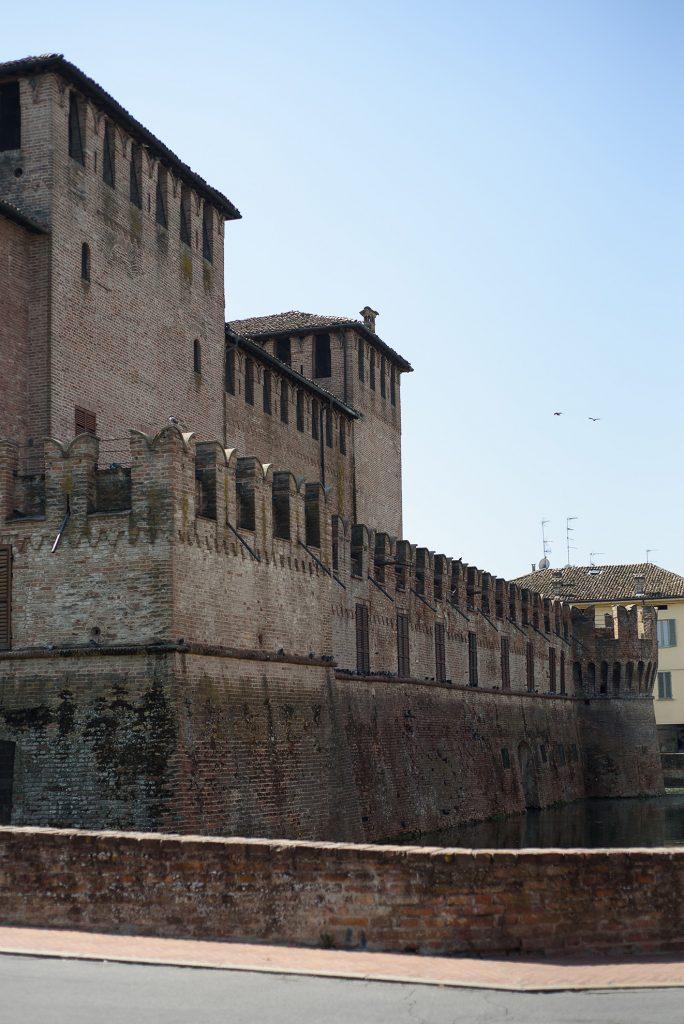 Zamek w Fontanellato