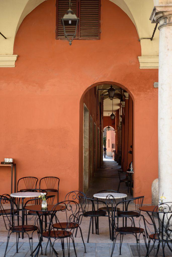 Kawiarnia w Modenie