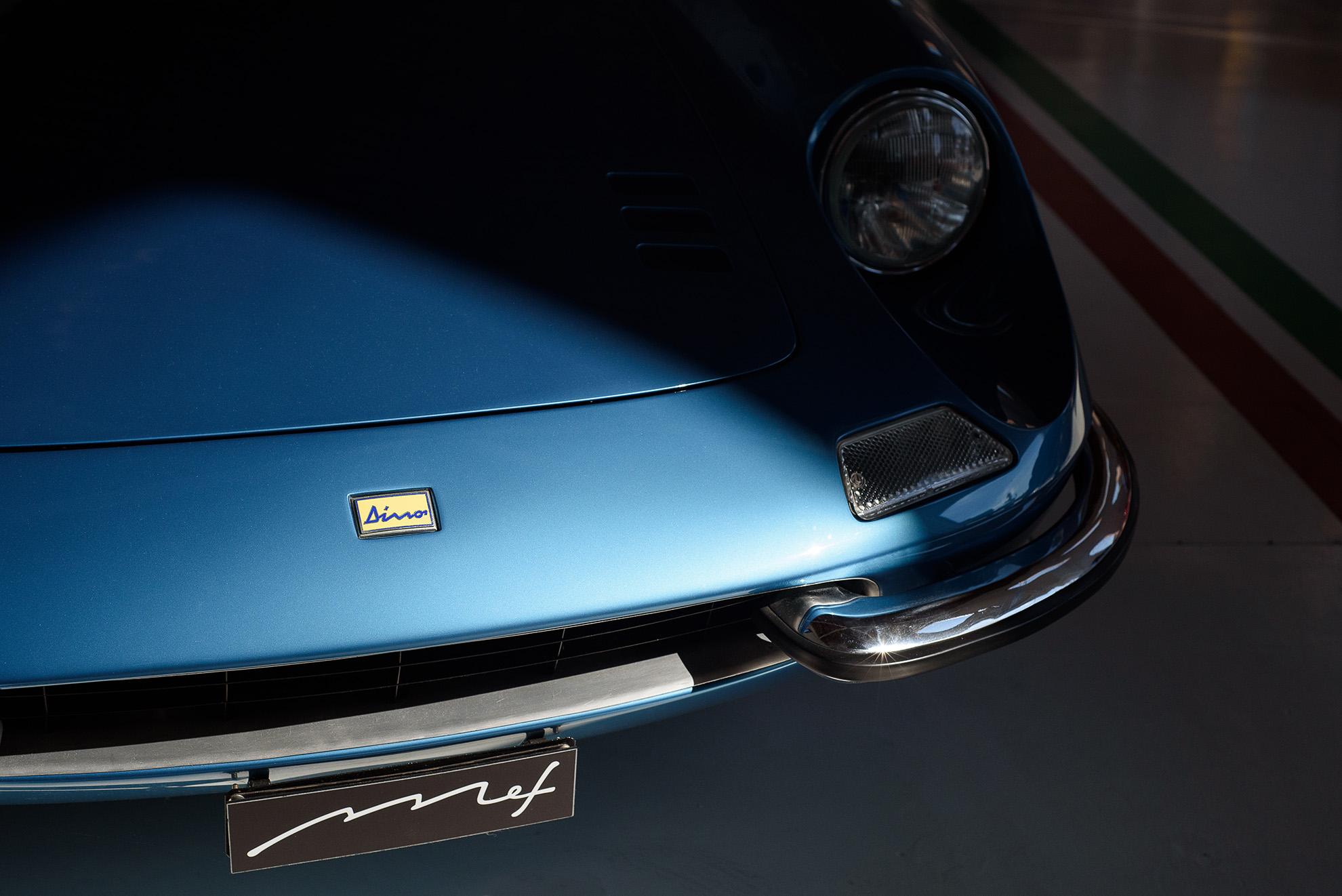 Muse Enzo Ferrrari i Dino 206 GT