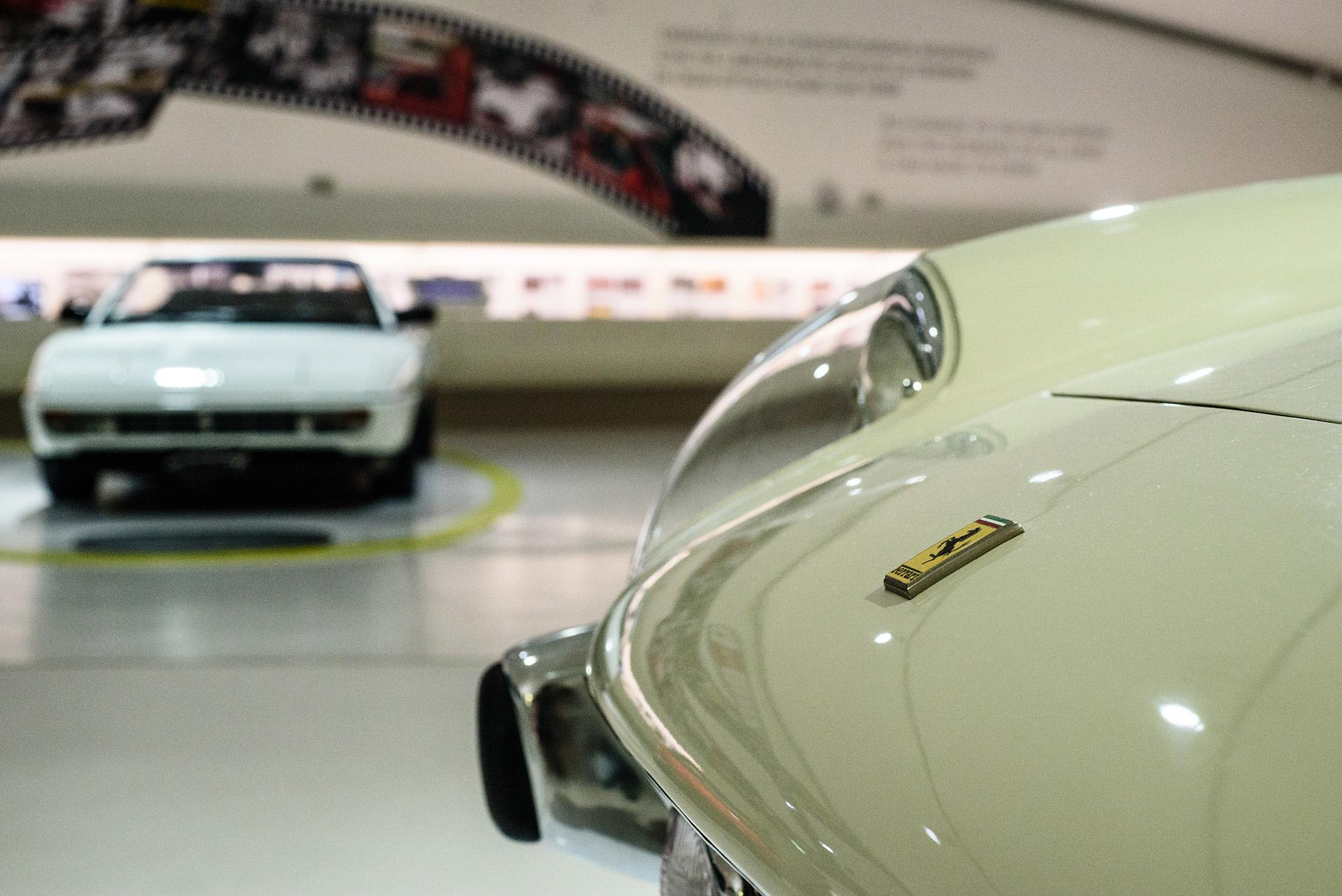 Muse Enzo Ferrrari - Ferrari Mondial T