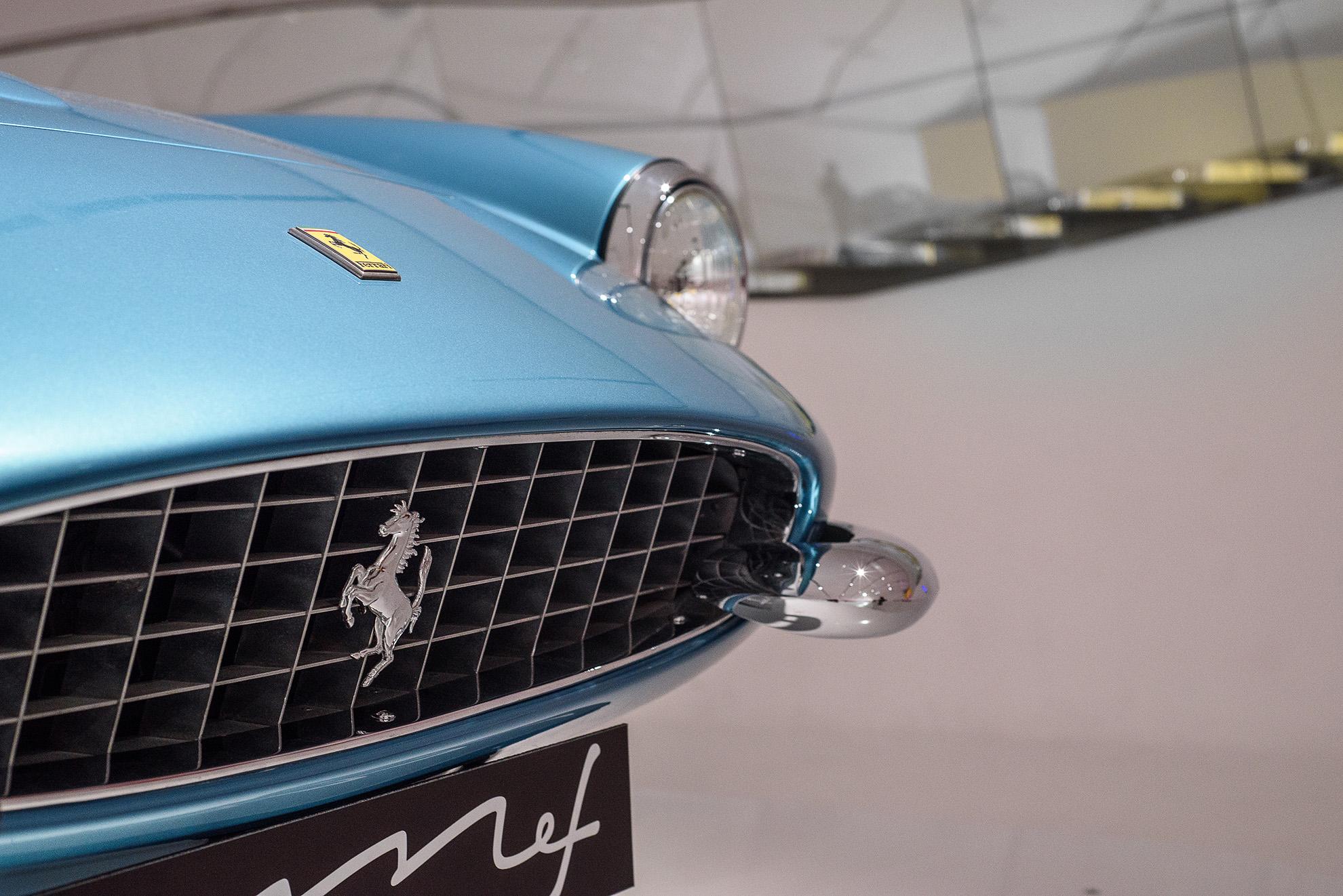 Muse Enzo Ferrrari - Ferrari 500 Super Fast