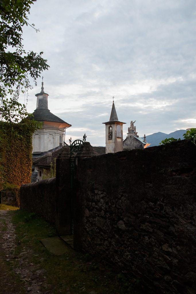 Chiesa dell Santa Maria Assunta w Orta San Giulio