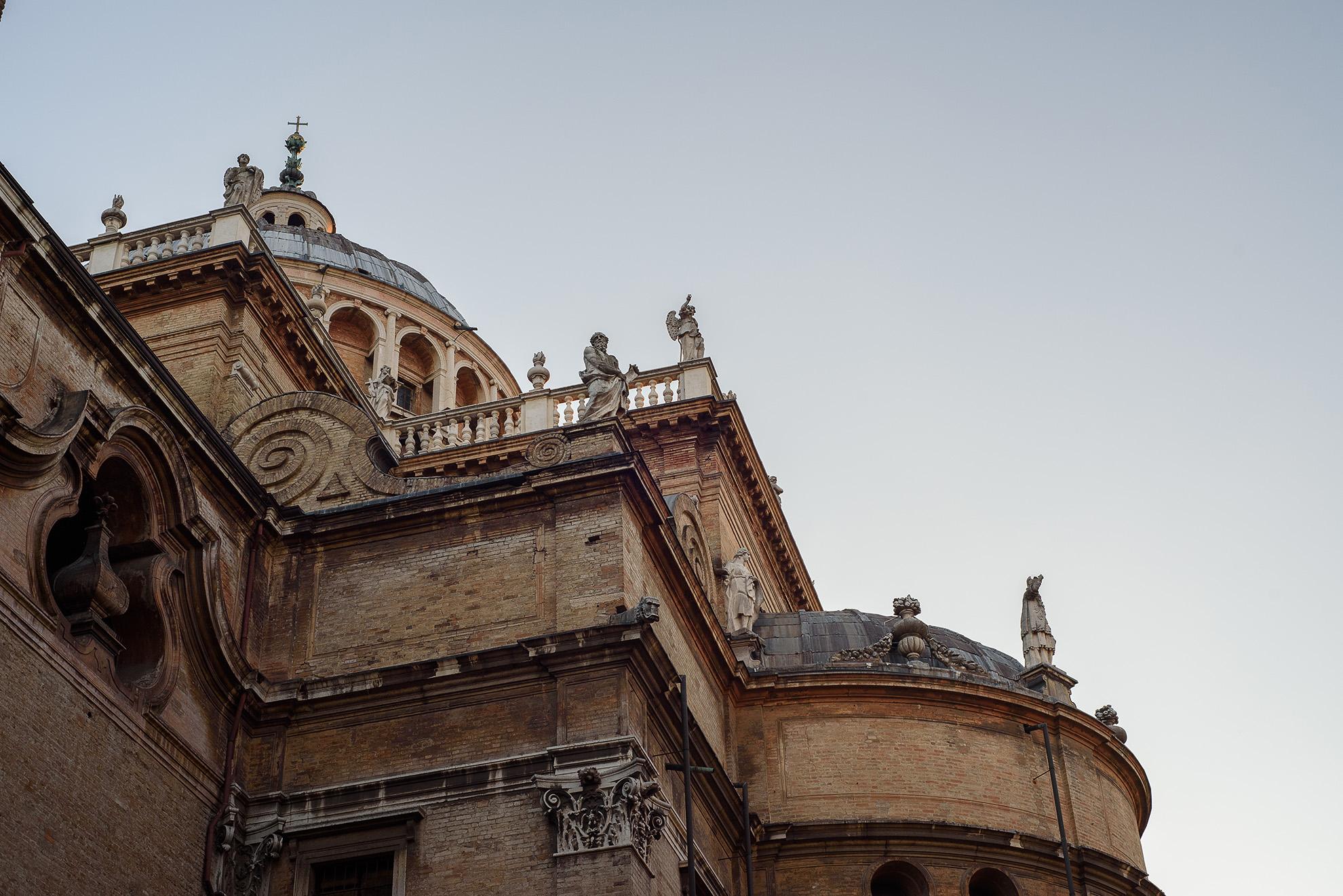 Basilica di Santa Maria della Steccata w Parmie
