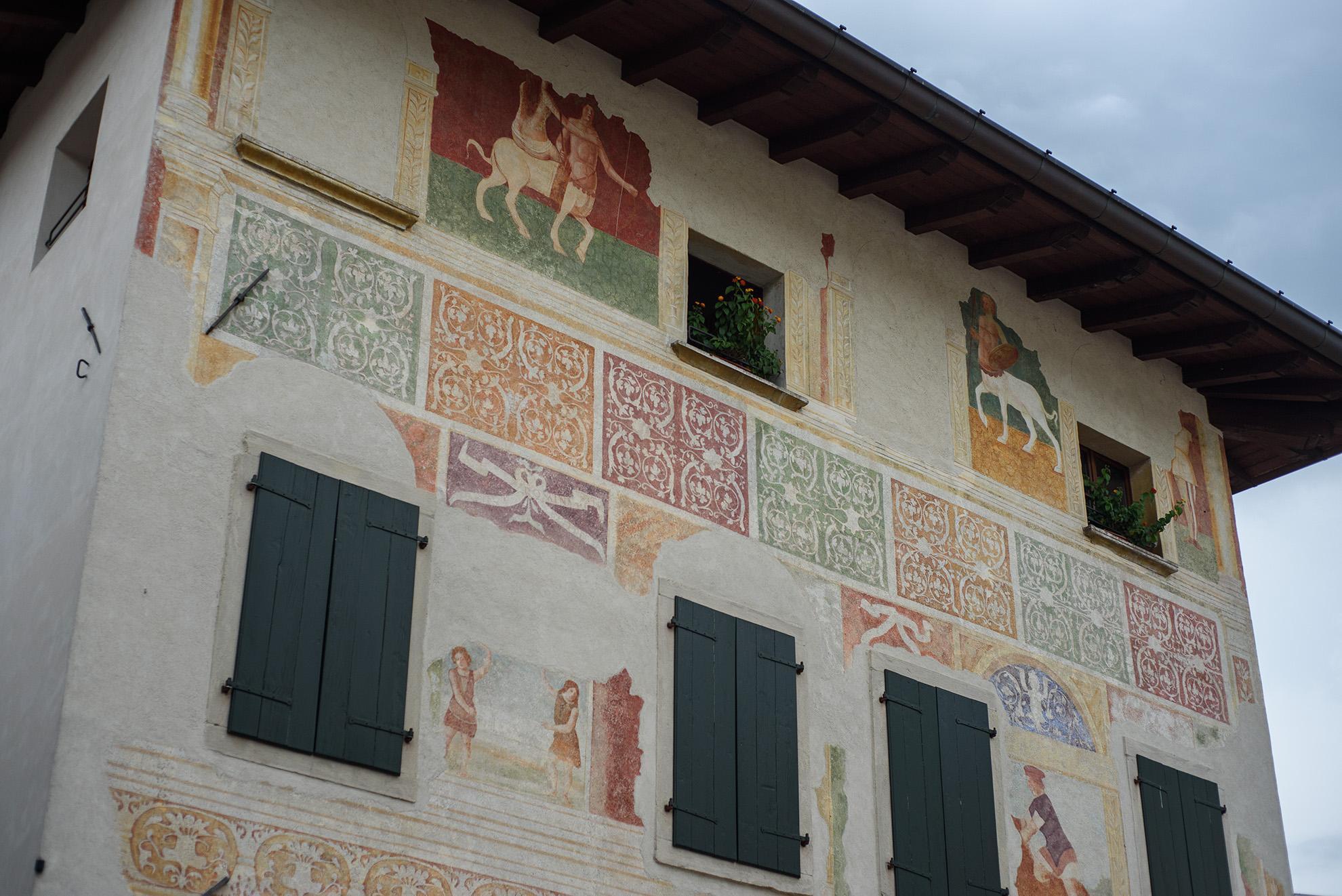 Malowidła w Spilimbergo