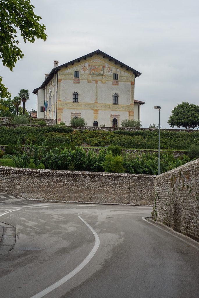 Palazzo Di Sopra w Spilimbergo