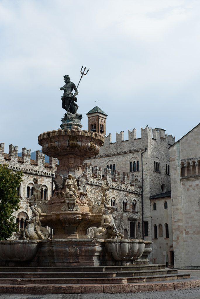 Fontanna Neptuna w Trydencie