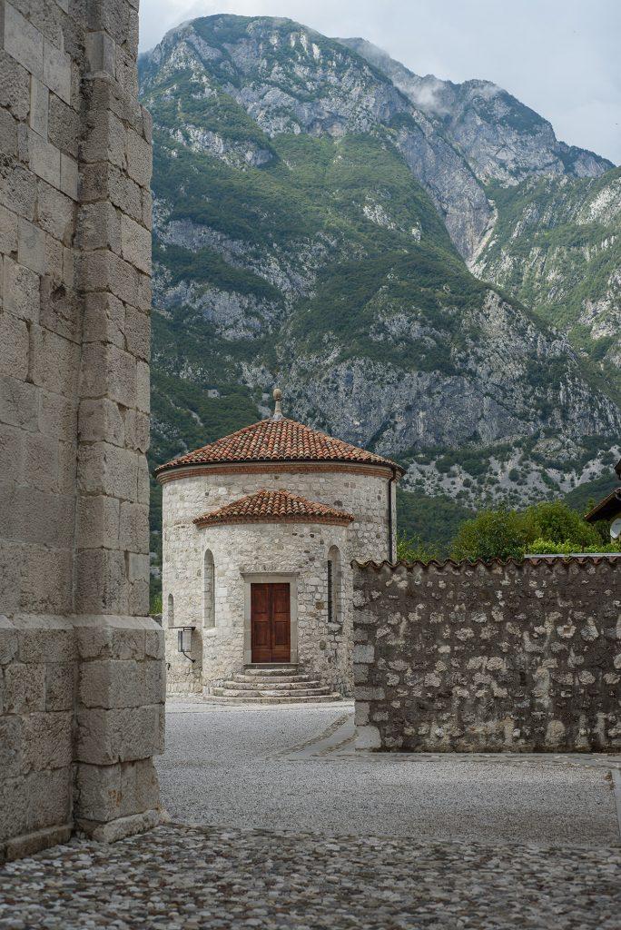Baptysterium w Venzone