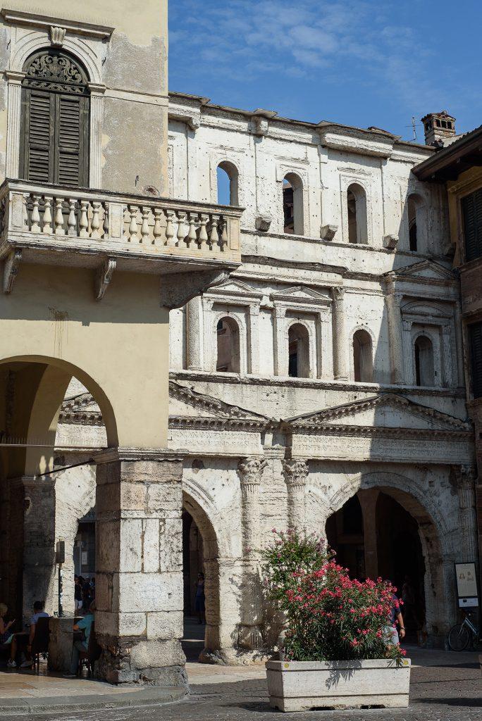 Porta Borsari w Weronie