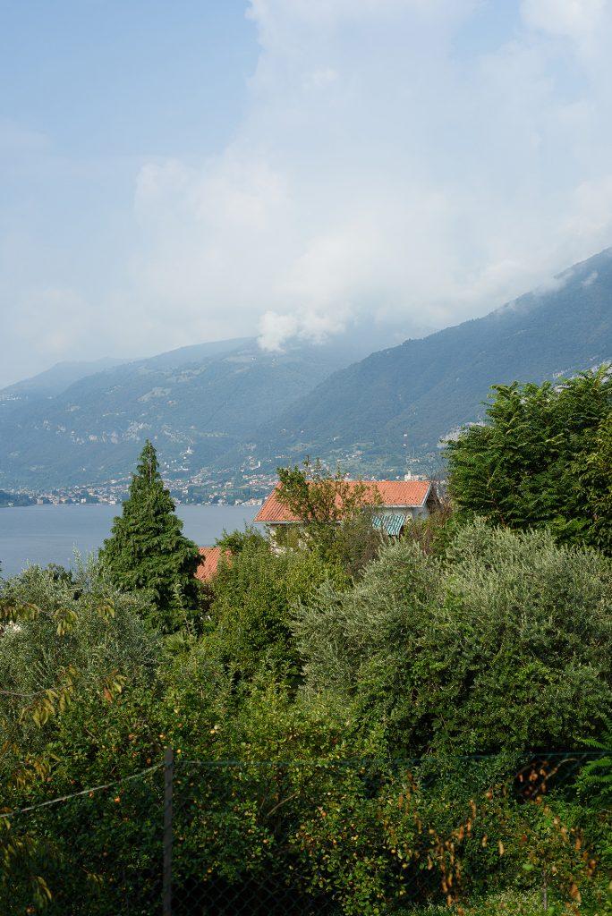 Bellagio - hotelowy taras