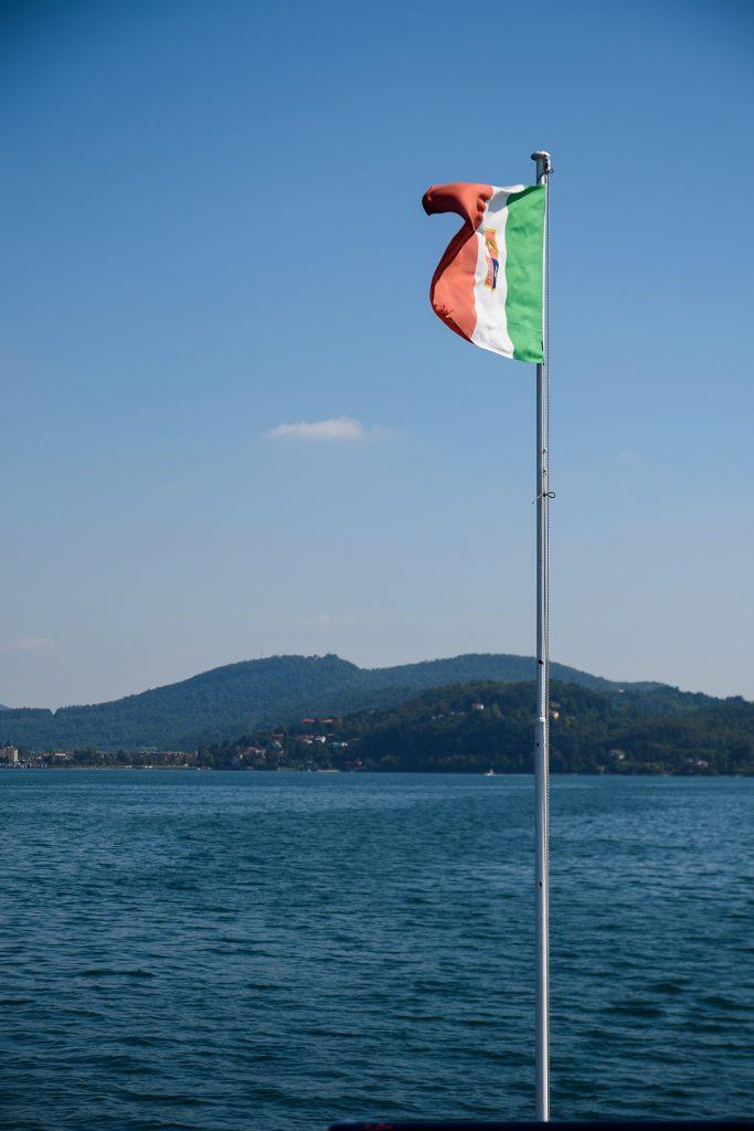 Prom przez Lago Maggiore