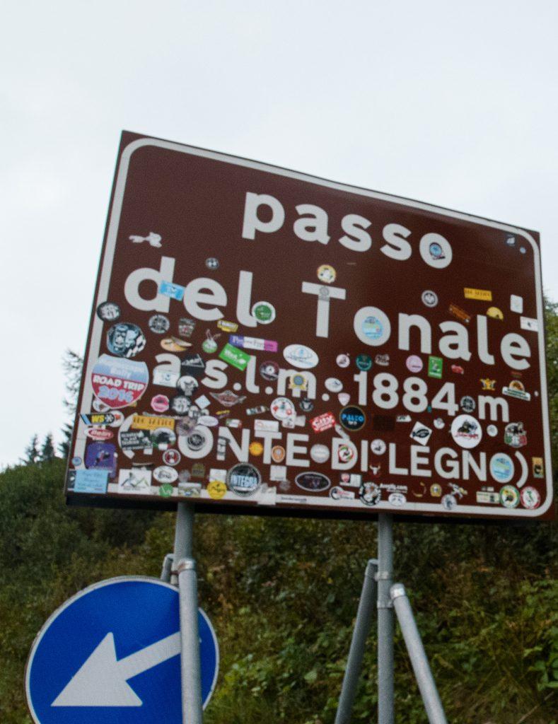 Pass Del Tonale
