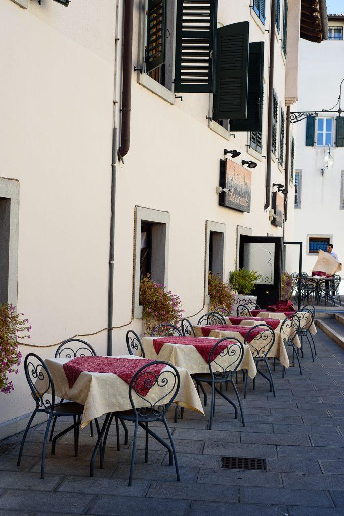Kawiarnia w Udine