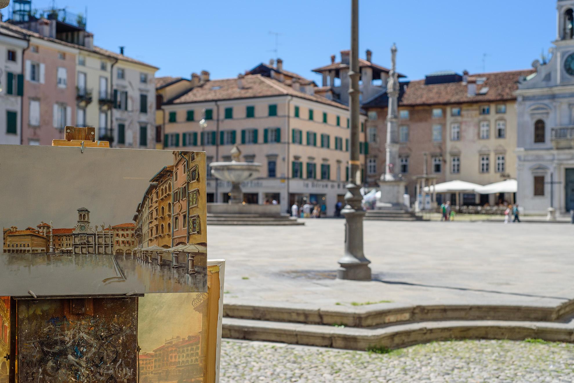 Udine - Piazza San Giacomo