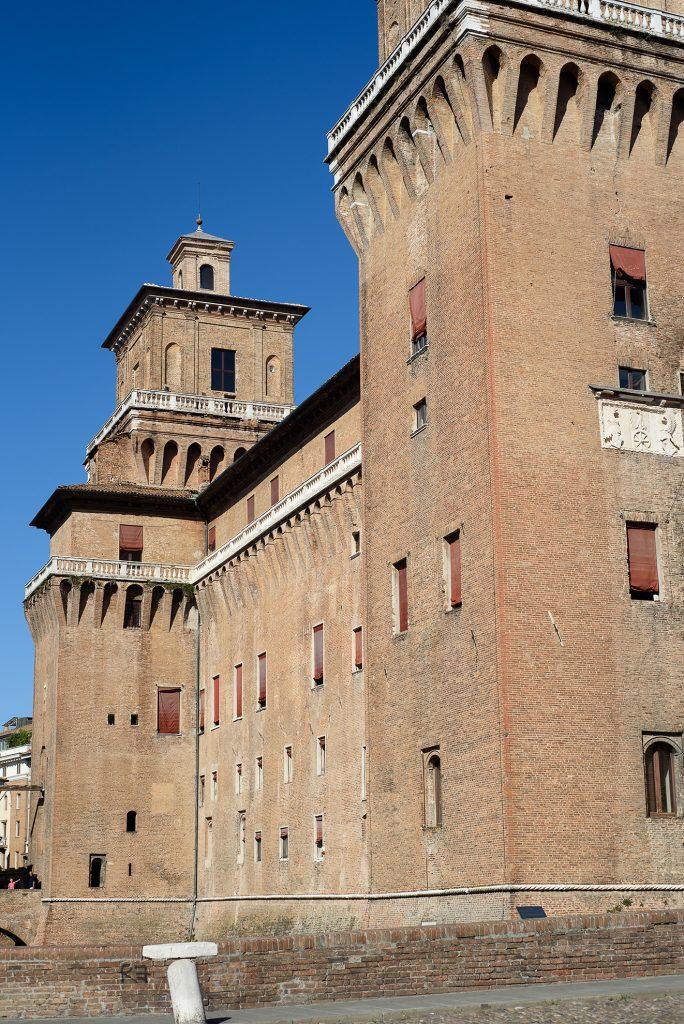 Zamek w Ferrarze