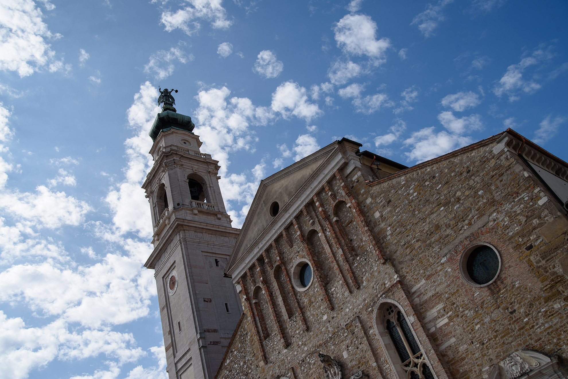 Basilica cattedrale di San Martino w Belluno