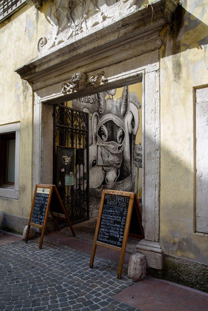 Mural w Belluno