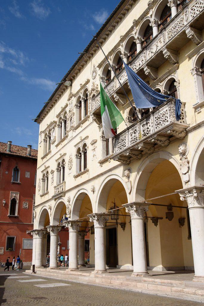 Palazzo dei Rettori w Belluno