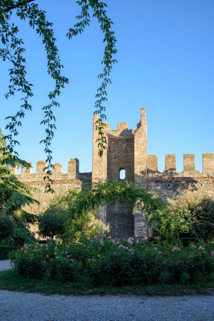 Castello Carrarese w Este