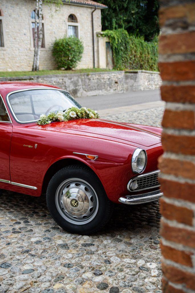 Alfa Romeo Giulietta Sprint w Follinie