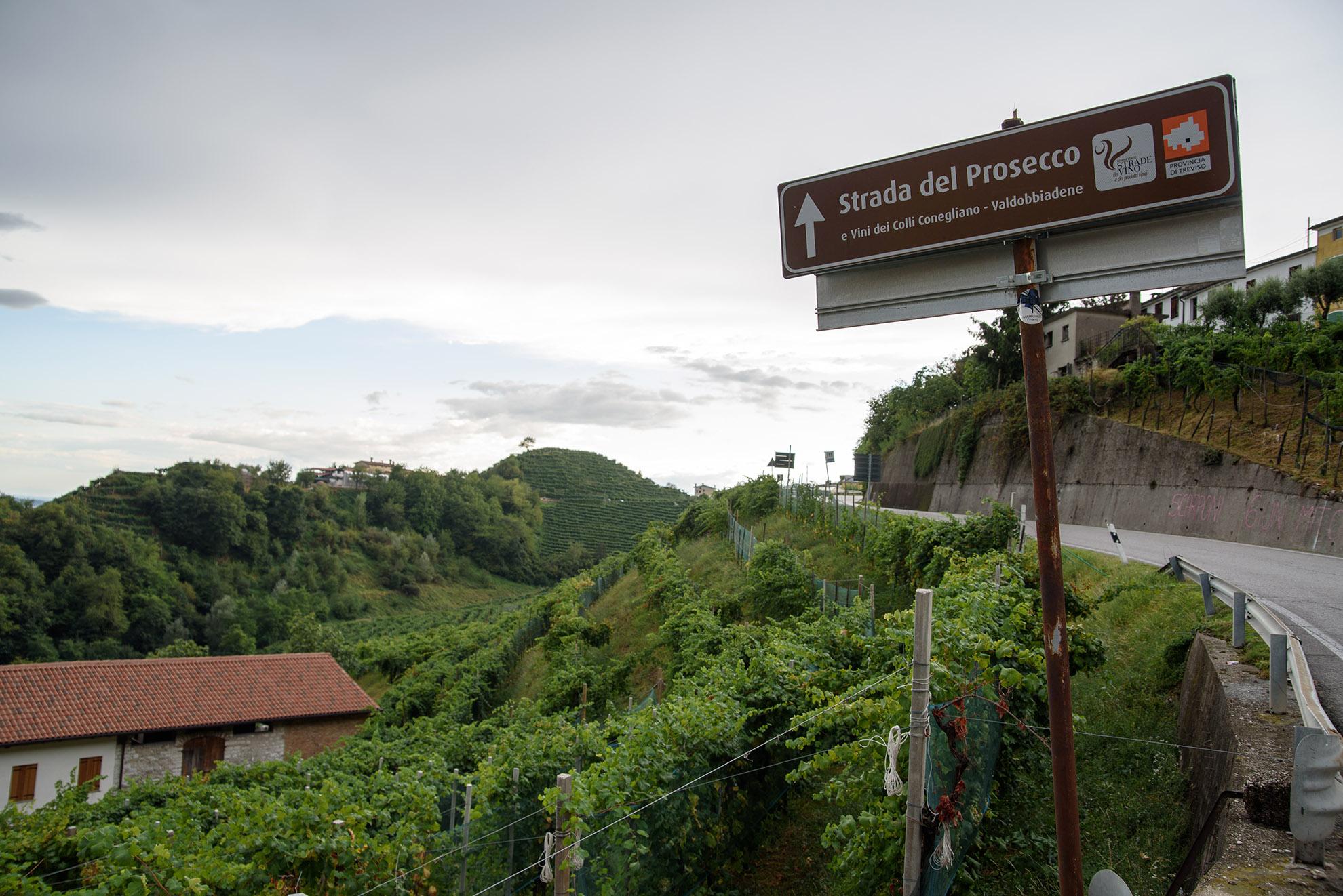 Strada Dei Prosecco