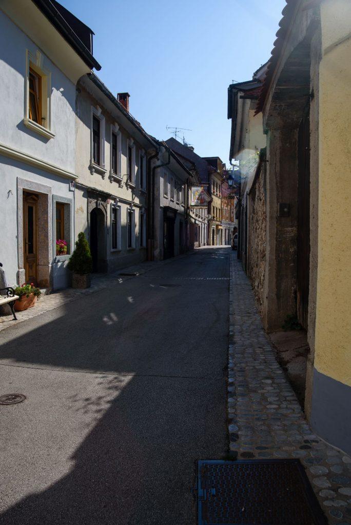 Kranj - uliczka