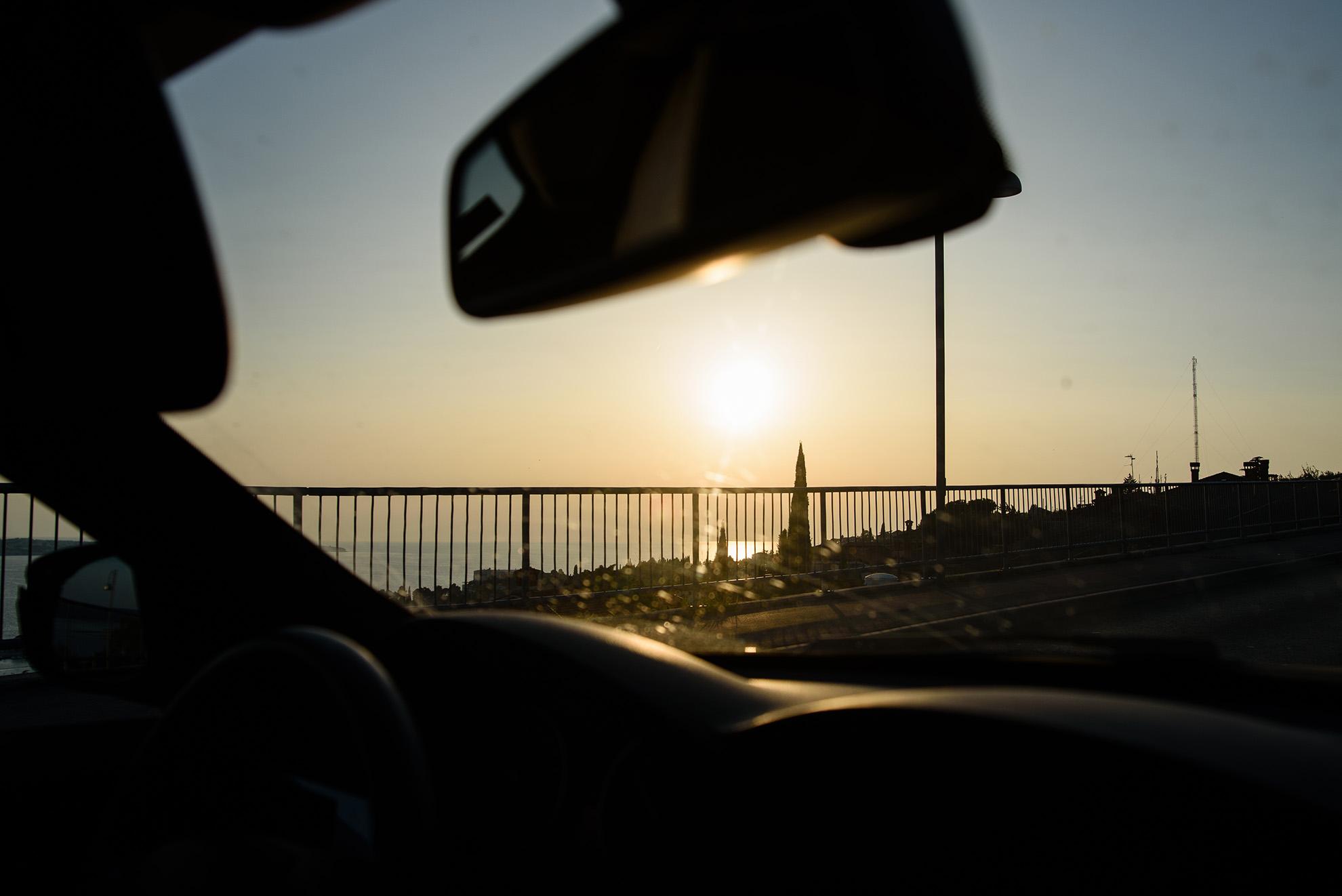 W drodze do Piranu