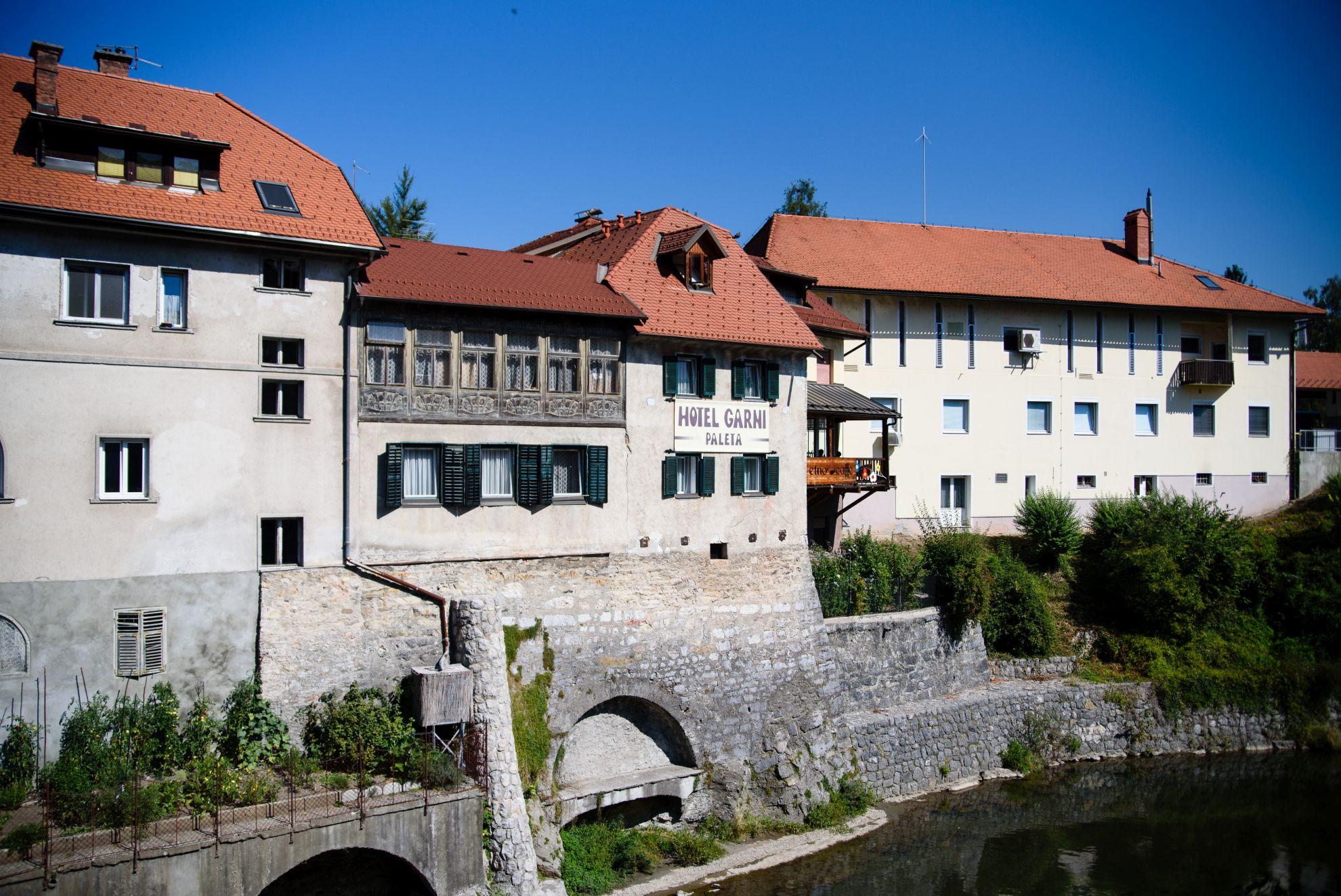 Škofja Loka - stare miasto